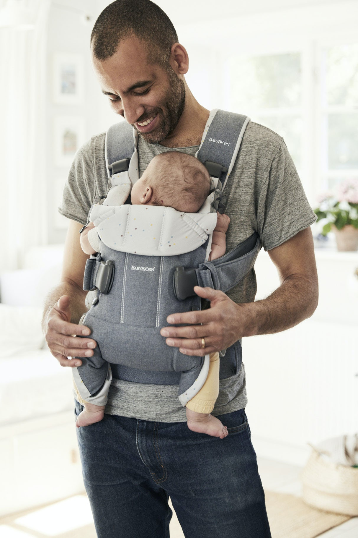 baby carrier for 7 month old