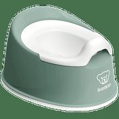 Pot Smart Vert Profond/Blanc - BABYBJÖRN
