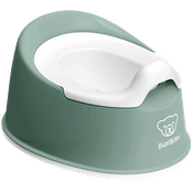 Smart Potty in Deep Green White - BABYBJÖRN