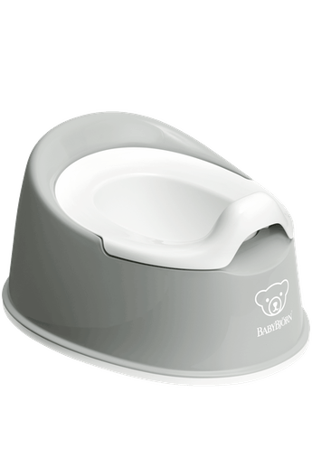Smart Potty Gray White - BABYBJÖRN