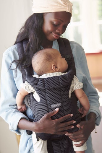 Baby Carrier Free in airy 3D Mesh - BABYBJÖRN