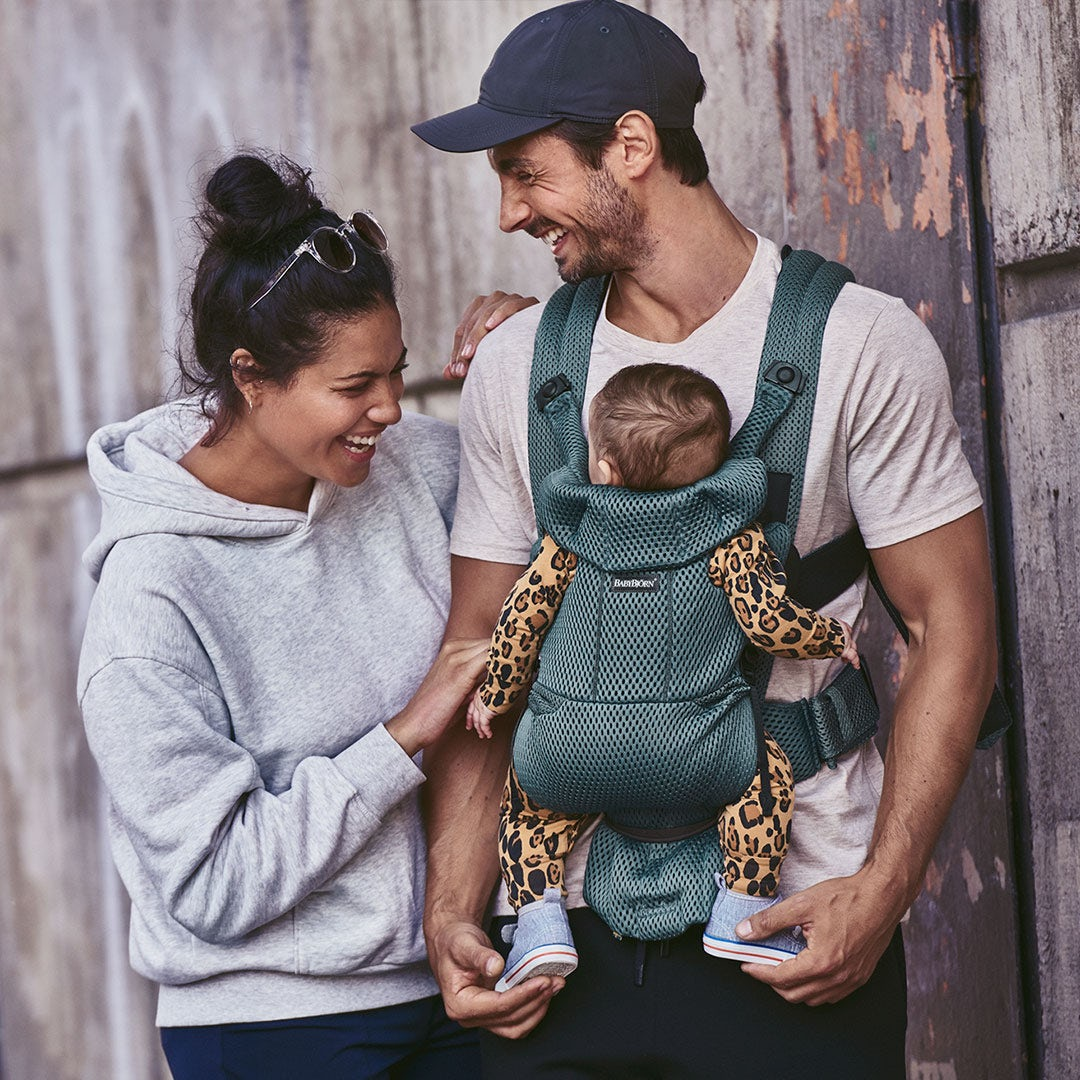 Baby Carrier Move in airy fresh Mesh - BABYBJÖRN