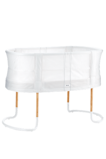 Baby Crib in airy mesh in a safe design - BABYBJÖRN