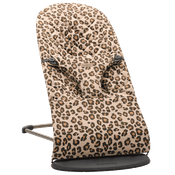 Bouncer Bliss Beige Leopard