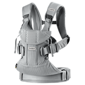 BABY CARRIER ONE AIR 3D Mesh Silver