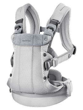 부드럽고 럭셔리한 메쉬 소재의 인체 공학적 디자인으로 아기와 부모 모두에게 최상의 편안함을 제공하는 베이비 캐리어입니다.