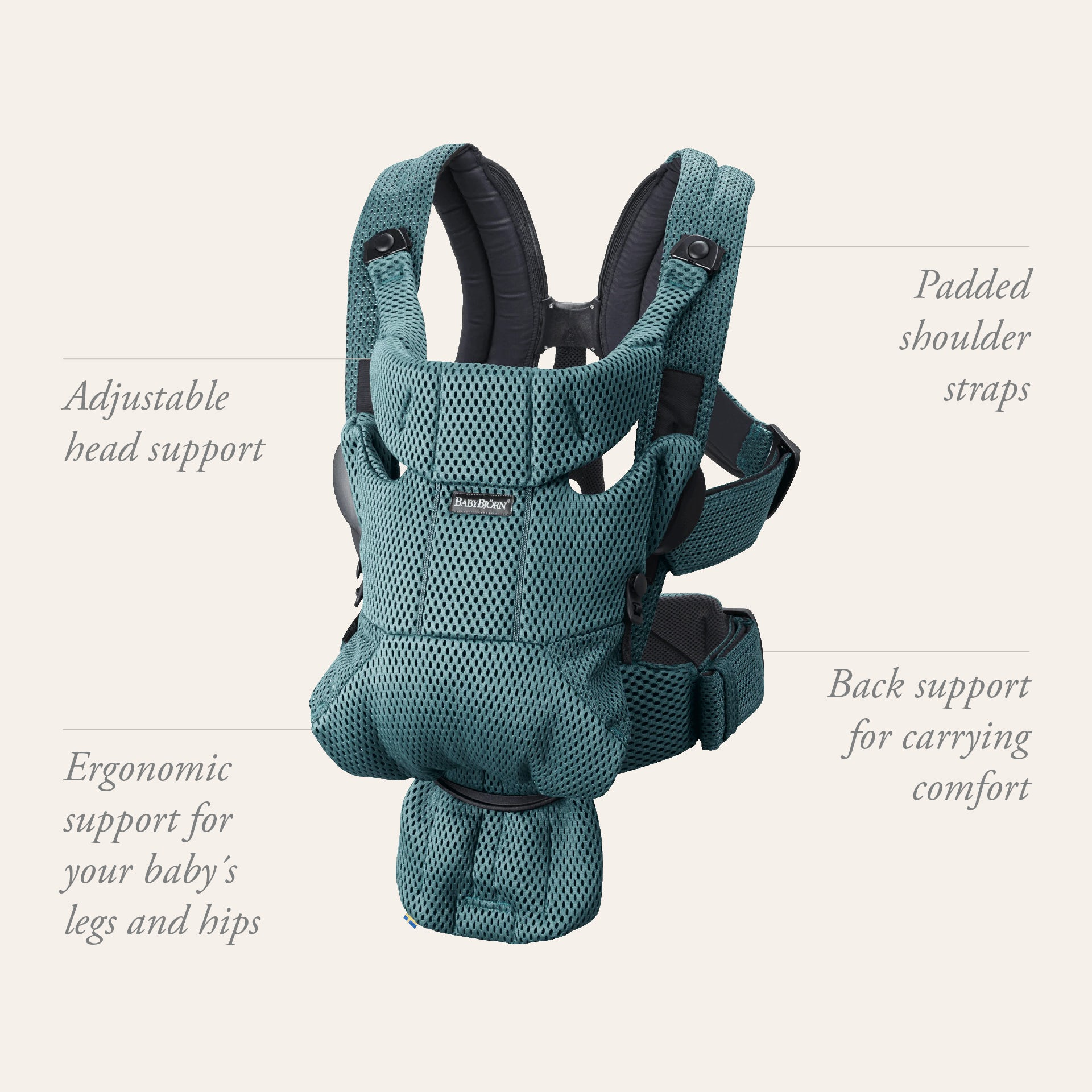 Baby Carrier Move