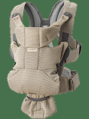 Baby Carrier Move Gray Beige 3D Mesh