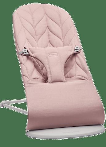 Bouncer Bliss Dusty Pink Cotton Petal Quilt