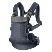 Baby Carrier Harmony - our new Carrier with 4 posititons incl back carrying